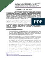 Dossier de Denuncia Itaipu Binacional. MD