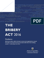 Bribery Act 2016 Guidance Final