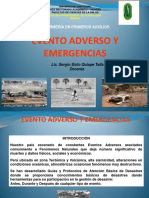 01 Clase Evento Adverso