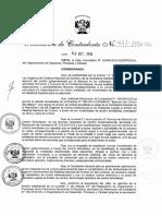 RC 432 2016 CG Directiva