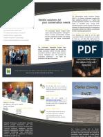 Clarke County SWCD Brochure