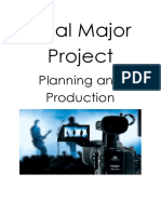 final major projection booklet a