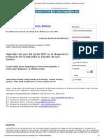 Haplotipo Del Gen Del Factor VIII en El Diagnostico Molecular de La Hemofilia A_ Estudio de Una Familia