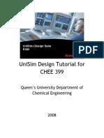 UniSimDesignTutorialfor3rdyearmodule2008.doc