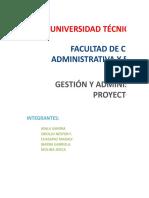 TRABAJO DE ADMINISTRACION DE PROYECTOS.xlsx