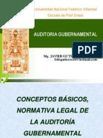 Auditoria Gubernamental Sesión 1