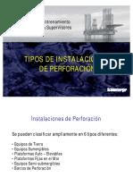 TIPOS DE INSTALACION DE PERFORACION-SCHLUMEBERGER-COMPLETO.pdf