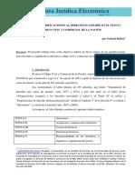 SUCESIONES Principales Cambios Dr. Gabriel Rolleri