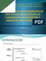 1.5.ESTIMACIÓN DE LA RECUPERACIÓN DE ORO Y PLATA-kevinn Quiñones.pptx