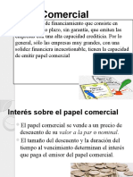 Papel Comercial Admin. Financiera 2
