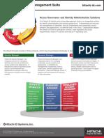 Hitachi ID Management Suite Brochure
