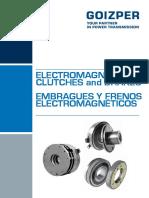 Goizper Electromagnetic C&B Catalogue en-ES