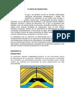Informe Geologia Fluidos Reservorios
