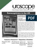 Euroscepticism in the UK