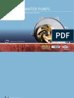 Technical Handbook on Pumps