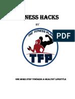 Fitness Hacks