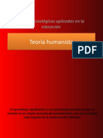 Teoria Humanitaria