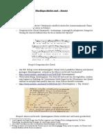 Musik Geschichtezusammenfassung