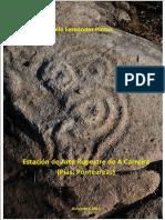 Estación de grabados rupestres de A Carreira (Pías, Ponteareas)