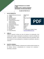 Silabo de Practica III 2014 -0