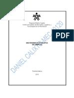 EVIDENCIA 091-CIRCUITO SERIE UTILIZANDO 5 BOMBILLOS (NO LED) A 110V