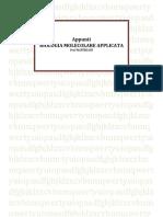 App Biologia Molecolare Martegani Part1