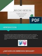 Derecho Sexual