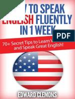 How to Speak English Fluently in 1 Week[Bookium].PDF
