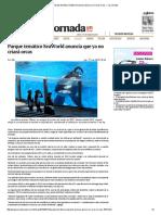 Parque Temático SeaWorld Anuncia Que Ya No Criará Orcas — La Jornada