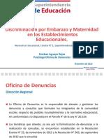 Presentación Embarazo Esteban Aguayo