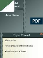 Islamic Finance(P)