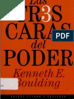 Las Tres Caras Del Poder. K. Boulding