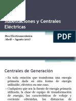Subestaciones y Centrales Eléctricas
