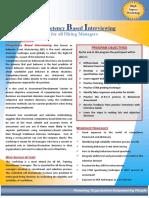 CBI FactSheet