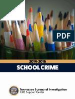 School Crime Study 2016 Final