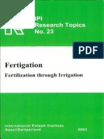 39 Fertigation Fertilization Through Irrigation (1)