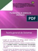 Presentación1 fundamentos de sistema de información