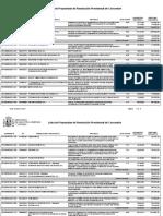 Listado Estimados AEESD 2-2014