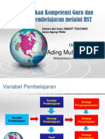 METODA RST Untuk Pembelajaran