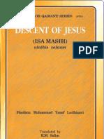 Desecent of Jesus