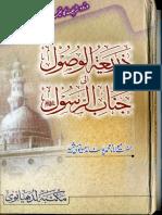 Zarya Tul Wasool Ela Janab Al Rasool by Makhdoom Hashim Thathvi