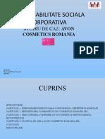 Avon Romania Rsc