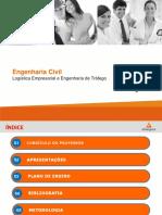 Aula 1 Logística Empresarial Apresentação