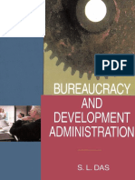 DAS, S.L. Bureaucracy and Development Administration