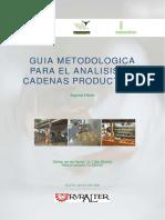 Guia Metodologica Analisis Cadenas Productivas 2006