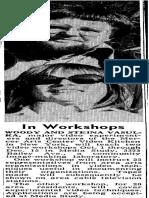 Workshops(5084)