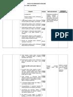 Protocol Hidrokinetoterapie Vlag Si G Postoperator