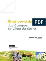 Biodiversidade dos Campos de Cima da Serra