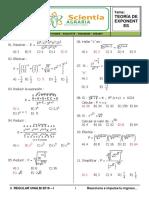 Alg - 01 - Teoria de Exponentes