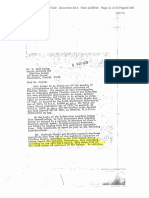 1979 Letter to the Pinellas County Government Informing them of Pending DOJ lawsuit